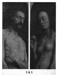 1&1 razglednica Parovi 1974 SMALL